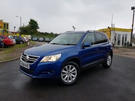 VW VolksWagen Tiguan 2.0L SUV / Full Service History / Timing Belt Replaced / Excellent Condition