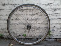 Ragida 27inch Singlespeed Wheels