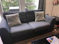 x2 Two seater Sofa - Excellent condition (£400 each)