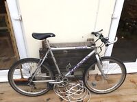 Claud Butler Mountain Bike, slick tyres fitted, great for a commuter