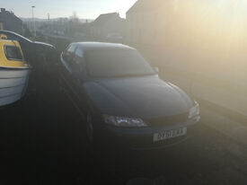 Vauxhall Vectra 1.8 petrol spares or repairs *reduced to £80* car still in running order