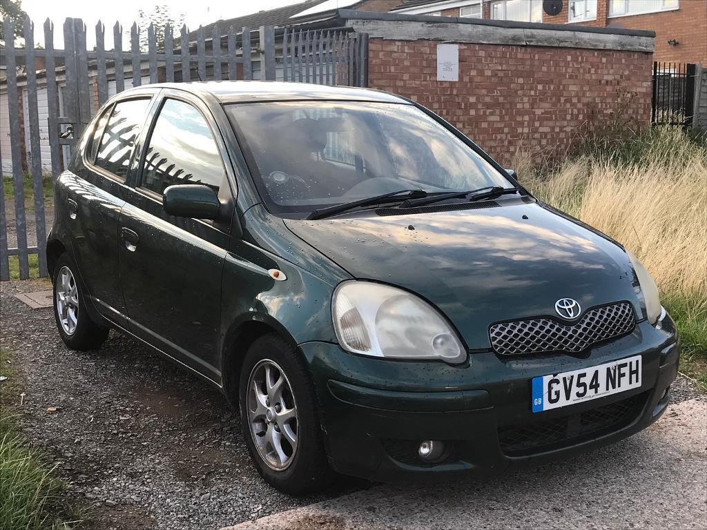 2005 Toyota Yaris T-Spirit D4D 1 4 Diesel | in Birmingham City Centre, West  Midlands | Gumtree