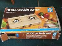 Camping Stove Double Burner Cooker