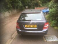 FOR SALE Mercedes-Benz, C CLASS, Estate, 2010, Manual, 2143 (cc), 5 doors