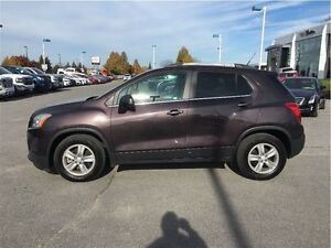 2014 Chevrolet Trax 1LT One Owner  FWD Alloys  Cloth Kingston Kingston Area image 2