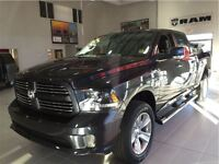 2015 Ram 1500 Sport Crew Cab Ram Box Air Suspension LOADED