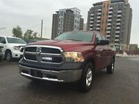 2014 Ram 1500 CREW CAB ONLY 9, 000 KMS  !!!!   CLEAN TRUCK