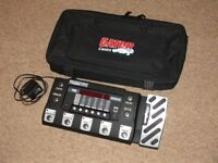 Digitech Guitar pedalboard - ideal for Xmas