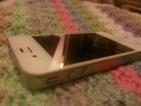 unlocked white iphone 4 8gb any network