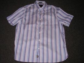 Marks & Spencers Shirt Size XL Luxury Fabric