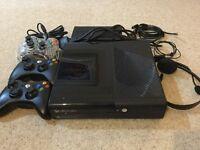 Xbox360E & games bundle