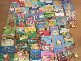Kids books, usborne feel and touch
