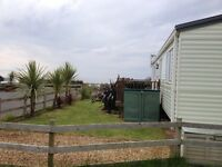 BK Caprice static caravan for sale at St Audries Bay Holiday Club, Somerset 36'x12' 2 bedroom