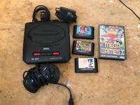 Sega mega drive mk2 old school comp