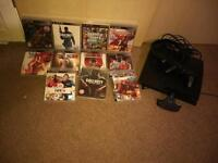 **REDUCED** PS3 slimline 160gb