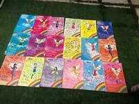 Rainbow Magic Fashion Fairies Collection 28 books