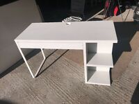 White Ikea Desk - Need to sell ASAP