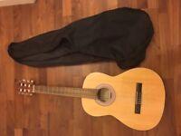 apc classical guitar 1S 'lady' 7/8 size