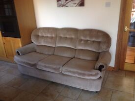 Sofa for Sale. Comfortable and ideal for any room.