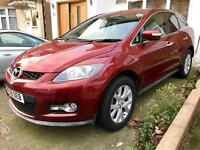 Mazda CX-7 2008 manual petrol low mileage a/rac welcome,p-ex welcome! Showroom condition