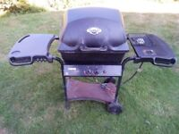 LARGE GAS Barbecue Fiesta in Used Condition