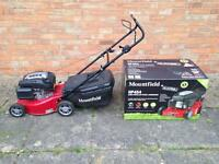 mountfield new lawnmower