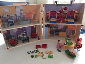 Playmobil family play home