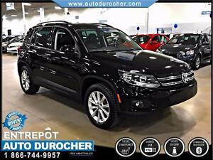 2012 Volkswagen Tiguan AUTOMATIQUE TOUT ÉQUIPÉ CUIR TOIT OUVRANT