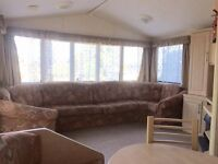 STATIC CARAVAN ST HELENS ISLE OF WIGHT NEAR NODES POINT & WHITECLIFF BAY £1000 OFF 2017 SITE FEES