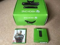 Xbox One 500Gb With Kinect - Boxed