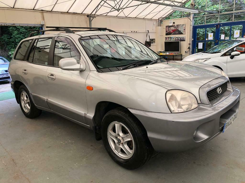 2001 Hyundai Santa Fe 4x4 Full Mot Towbar In Carlton Nottinghamshire Gumtree