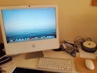 apple imac all in one desktop pc