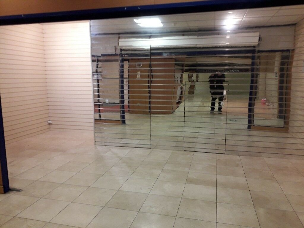 Retail Space within indoor market Erdington Birmingham