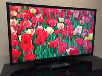 "JVC 40"" FHD 1080p Digital Freeview LED TV - 4 HDMI - 50Hz - USB Media - SRS Sound - Bargain RRP £439"