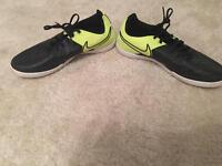 Nike football trainers size 9