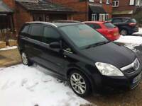 Vauxhall Zafira 1.9 CDTi Elite 5dr£3,985 p/x welcome FREE WARRANTY. NEW MOT