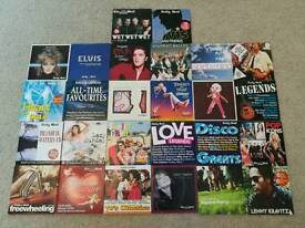 Music CD's , collection of 26 various Daily mail CD's in fantastic condition