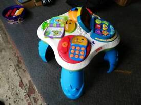 Child's toy table