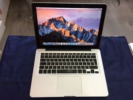 """MACBOOK PRO 13.3"""" 2.9GHZ INTEL i7 8GB RAM 1TB HDD-2012-COLLECTION FROM SHOP E17 9AP-NO OFFER-L910"""