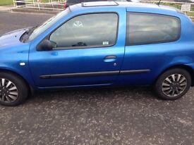 Renault Clio (2005) ONLY 58,000miles