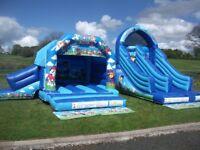 Bouncy castle hire (Ballymena, Larne,Carrick,Glengormley,Antrim,Ballyclare,Randalstown)