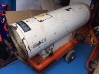 Andrews Diesel Space Heater