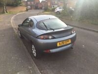 Ford Puma for sale.Low mileage, good condition for year! 2 owners .