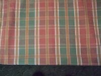 "OFFERS - Heavy weighted 90"" x 76"" (each) Curtains"