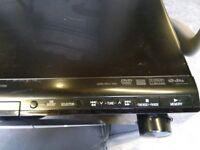 Panasonic SA-PT 460 DVD home theatre sound system