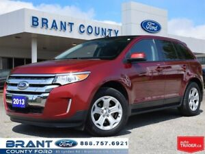 2013 Ford Edge SEL - POWER MOONROOF, SYNC SYSTEM!