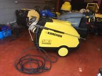 KARCHER HDS 745 HOT & COLD PRESSURE WASHER STEAM CLEANER REFURBISHED CAR JET TRUCK WASH