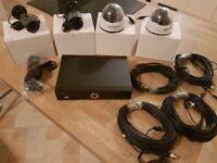 BRAND NEW SECURIX SME4 and SME8 DVR's and Cameras