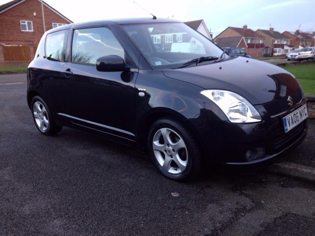 Suzuki swift 1.4cc petrol 71k manual full service history with long mot manual