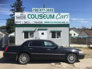 2009 Lincoln Town Car Signature Limited, LEATHER, LOADED